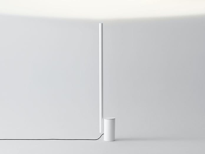 Wastberg W164 Alto Floor Lamp white 2 Dirk Winkel