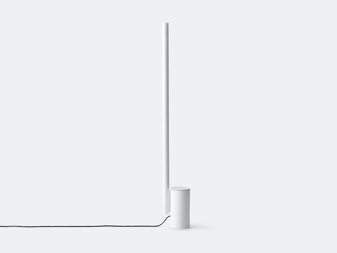 Wastberg W164 Alto Floor Lamp white Dirk Winkel