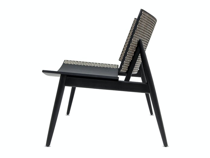 Zanat Dama T Lounge Chair side