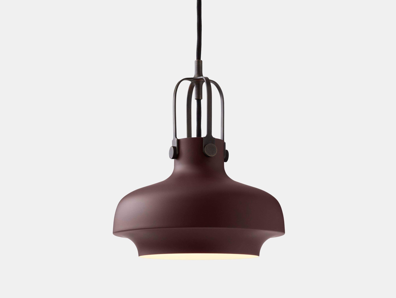 And Tradition Copenhagen Light SC6 Matt Plum