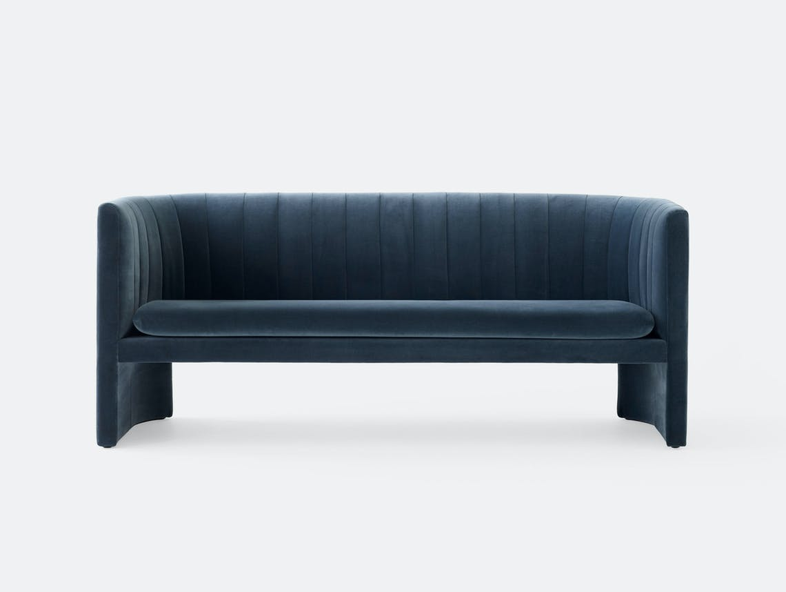 And Tradition Loafer 3 Seater Sofa Space Copenhagen