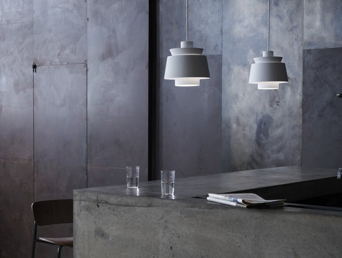 And Tradition Utzon pendant lamp white