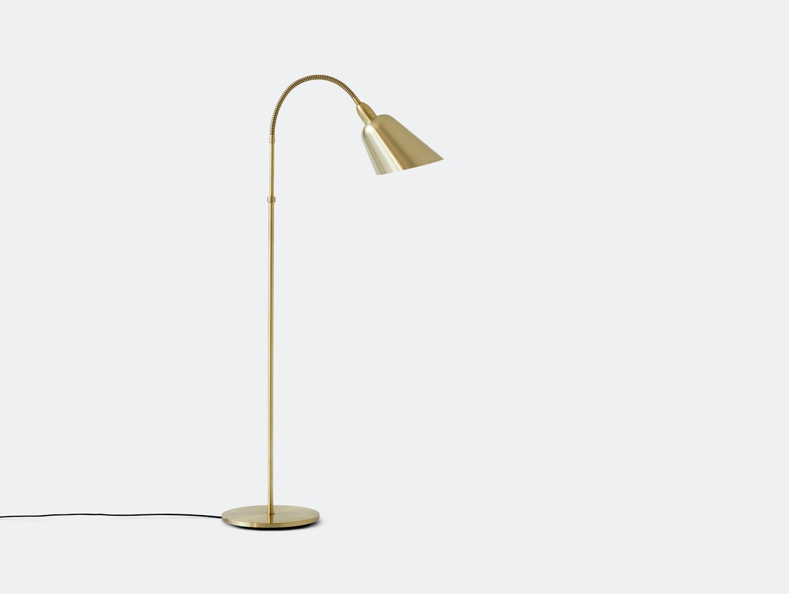 And Tradition Bellevue Aj7 Brass Arne Jacobsen