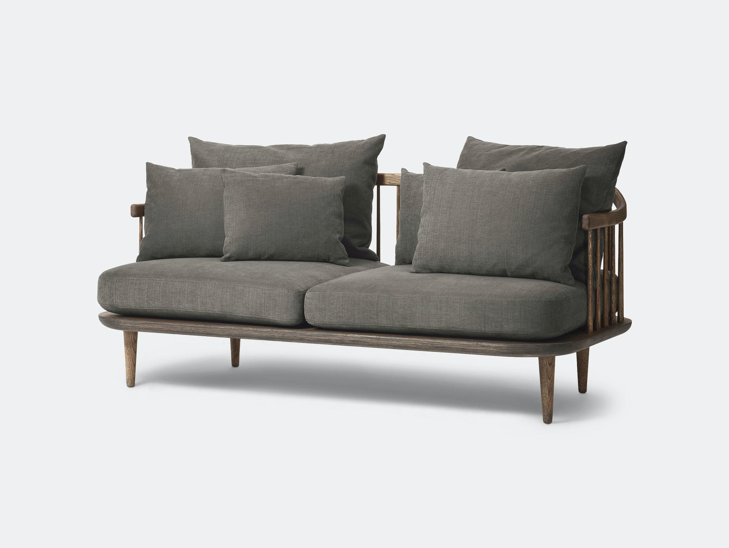 And Tradition Fly Sofa Sc2 Grey Space Copenhagen