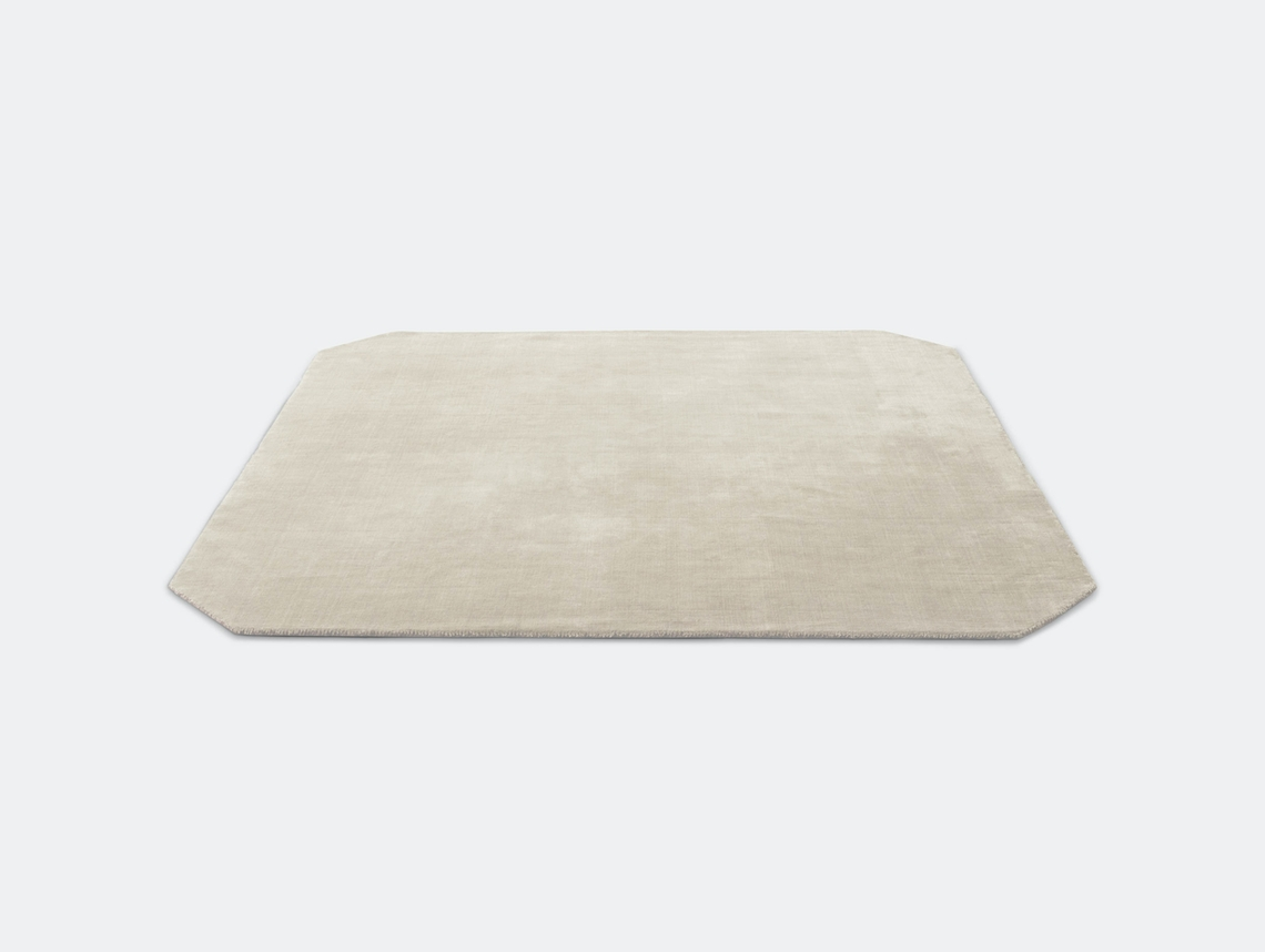 And Tradition The Moor Rug Ap6 Beige Dew All The Way To Paris