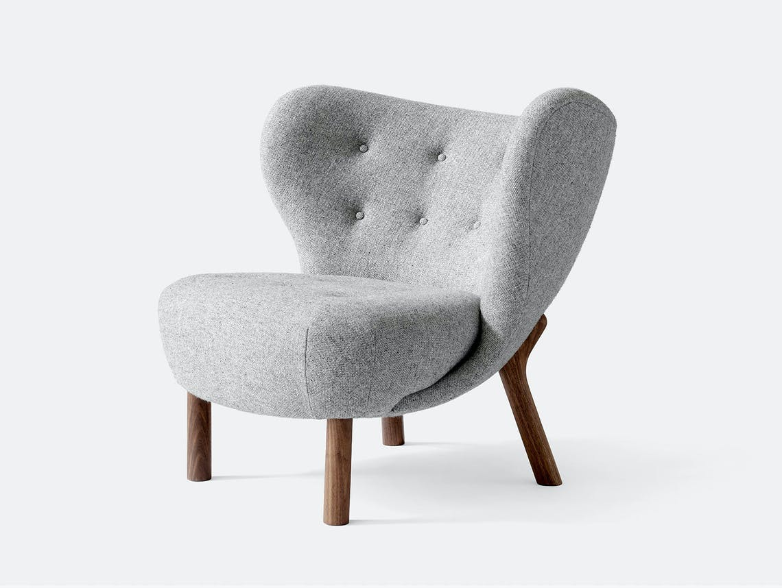 And tradition little petra lounge chair hal