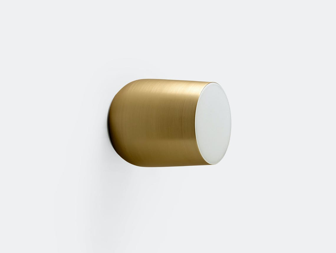And Tradition Passepartout Wall Light Jh10 Gold Jaime Hayon