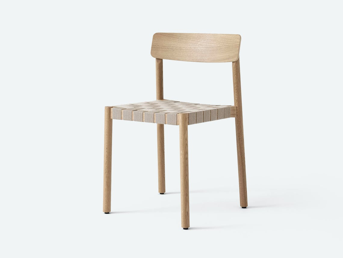 Andtradition betty chair TK1 oak natural