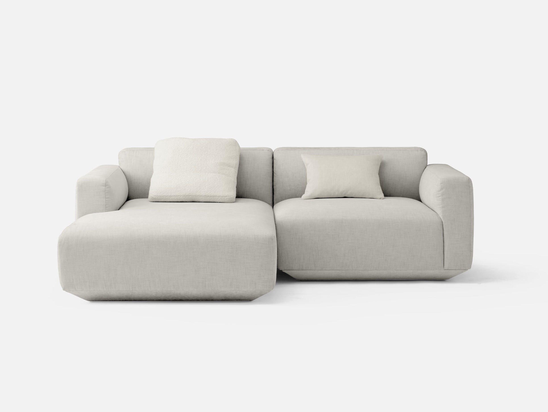 Andtradition develius sofa C maple