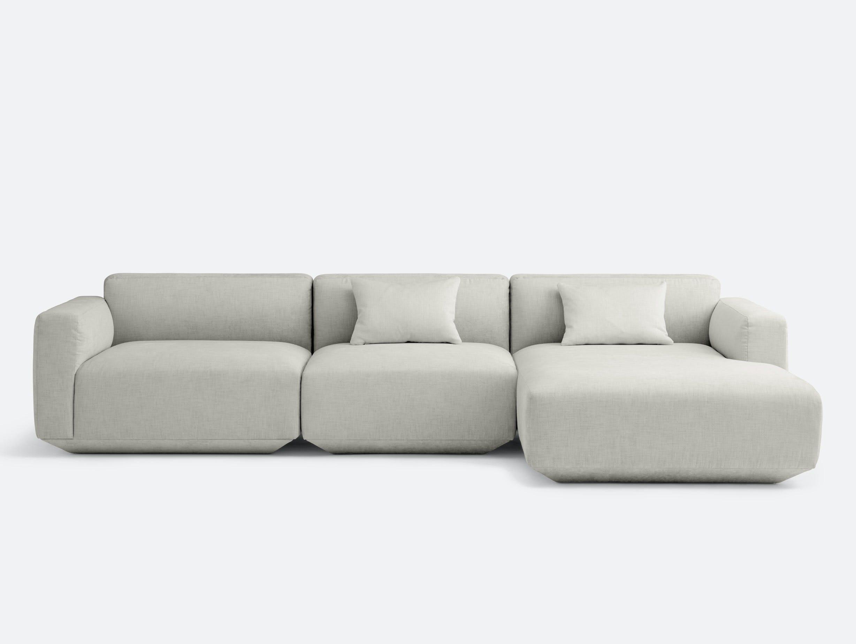 Andtradition develius sofa F maple