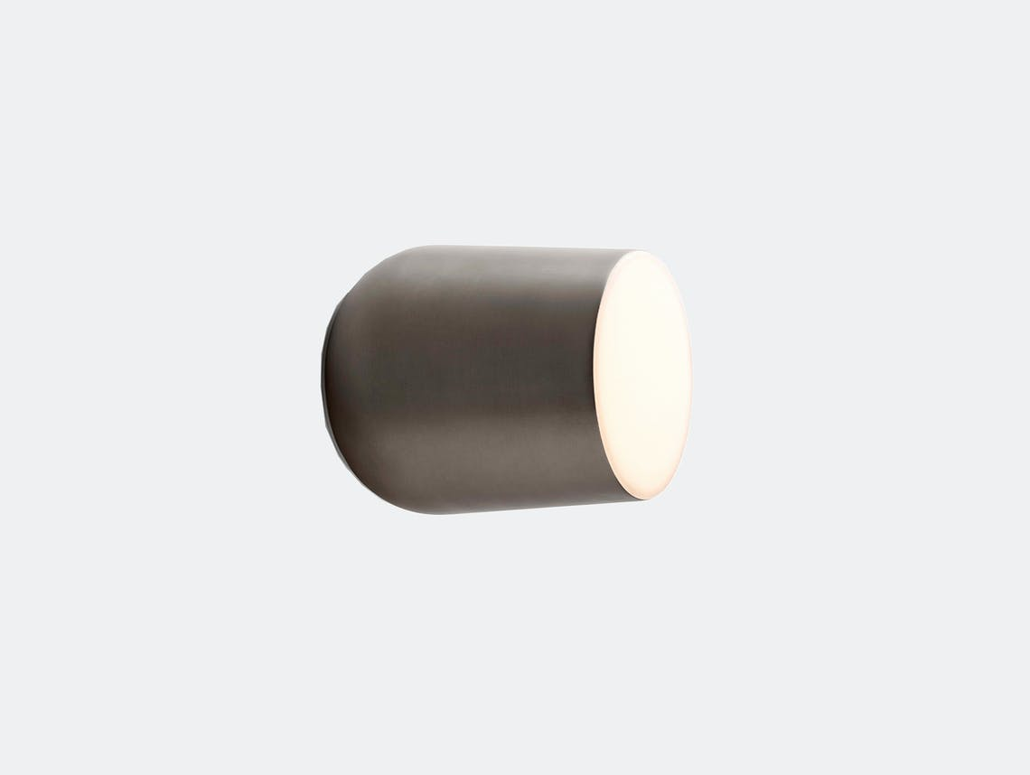 Andtradition jh10 passpartout lamp bronze brass