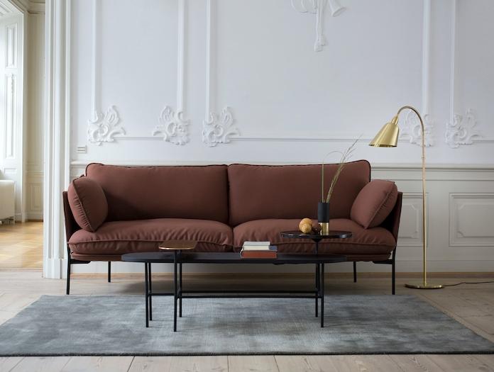 And Tradition Bellevue Floor Light Aj7 Arne Jacobsen 2