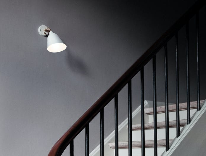 And Tradition Bellevue Wall Light Stairs 2 Aj9 Arne Jacobsen