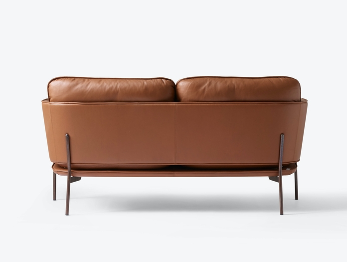 And Tradition Cloud Sofa Back Luca Nichetto
