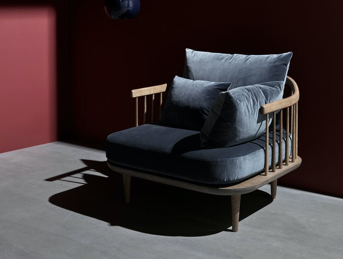 And Tradition Fly Armchair Space Copenhagen