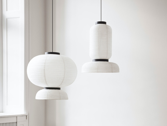 And Tradition Formakami Pendant Lamps 2 Jaime Hayon