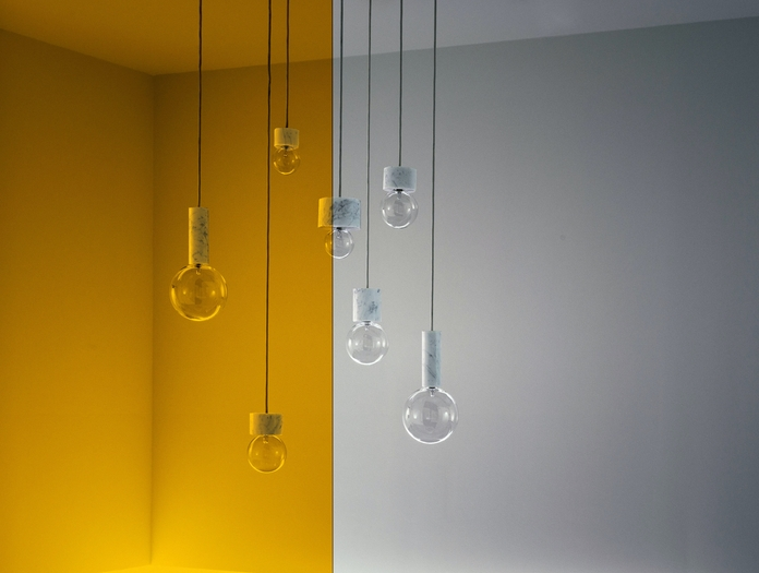 And Tradition Marble Lights Studio Vit