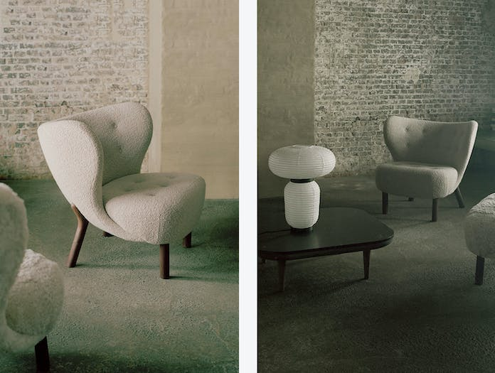 And tradition little petra lounge chair situ 4