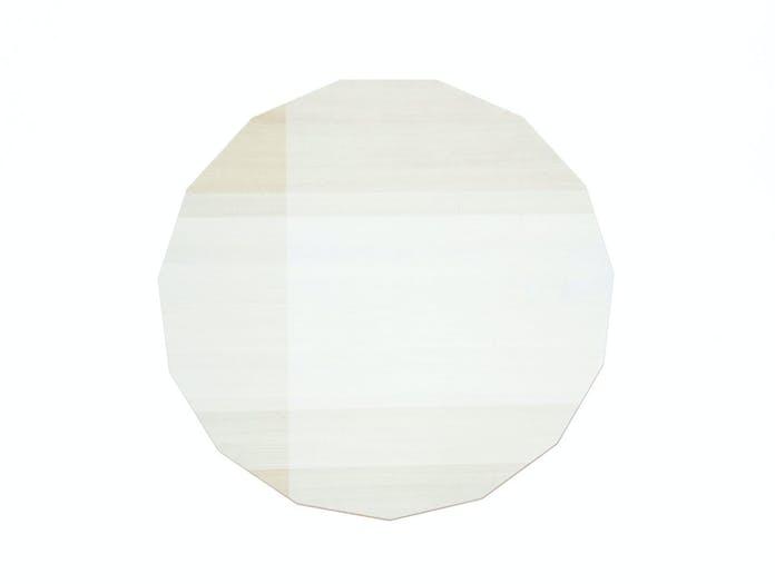 Karimoku colour wood green xl grid top