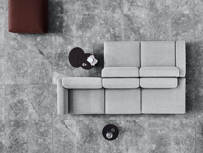 And Tradition Develius modular sofa