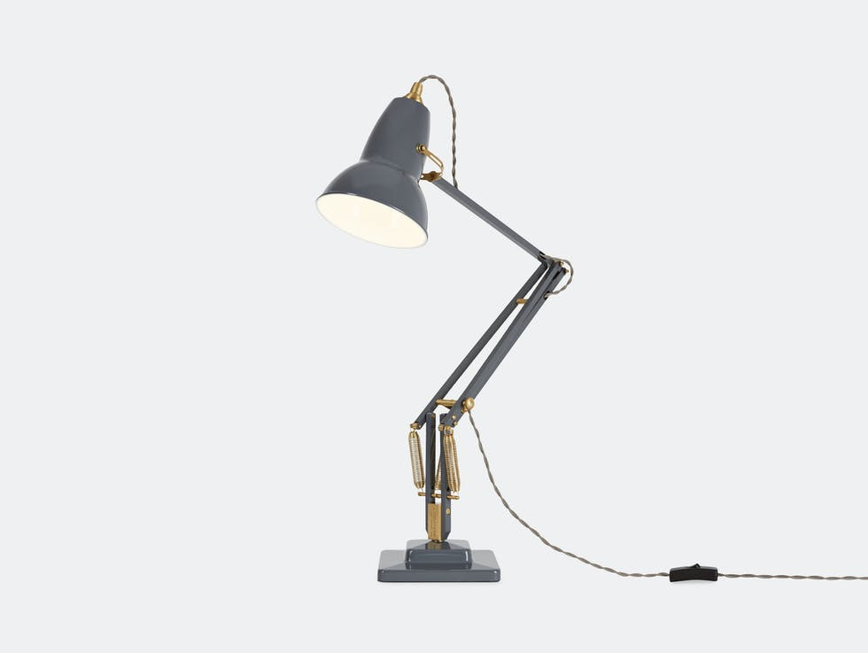 Anglepoise 1227 Brass Table Lamp image