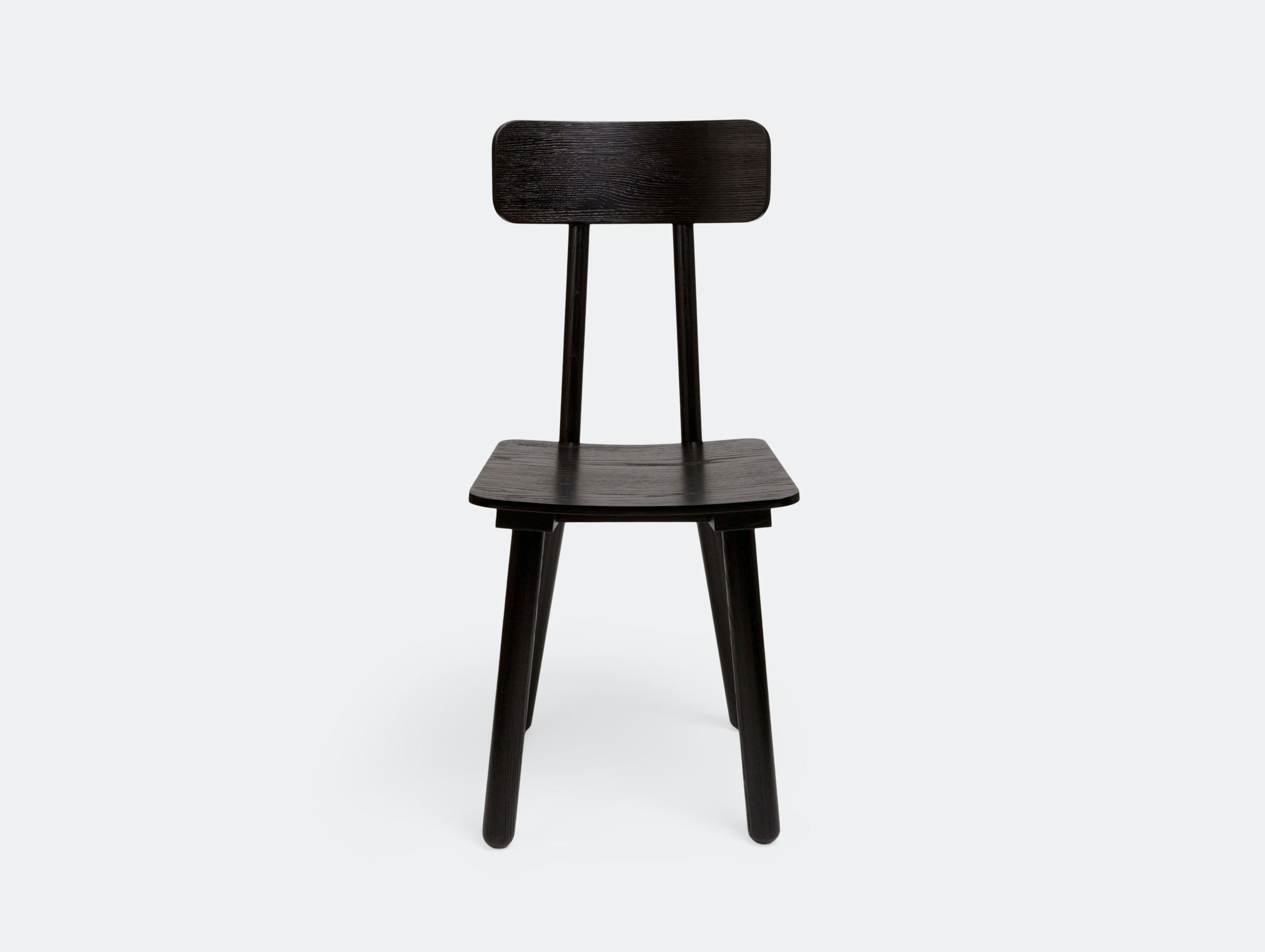 Another country another chair black ash mathias hahn