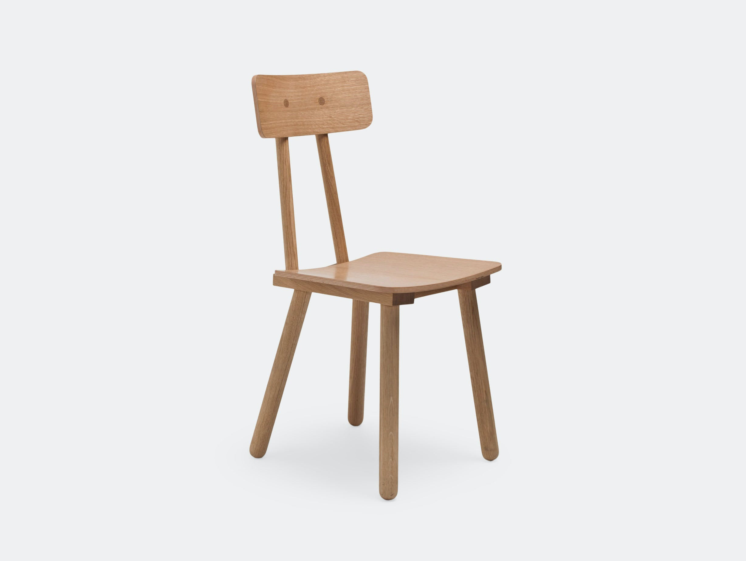Another country another chair oak mathias hahn