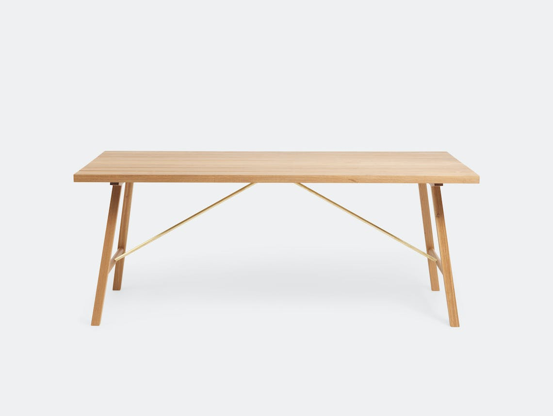 Another country outdoor table two oak