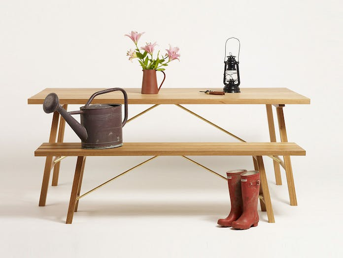 Another country series two outdoor table