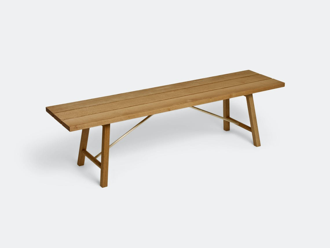 Another Country Outdoor Bench Two Side