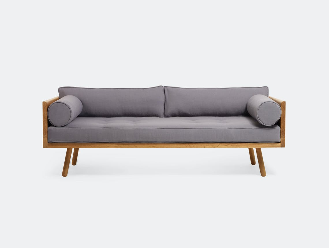 Another Country Sofa One Pewter