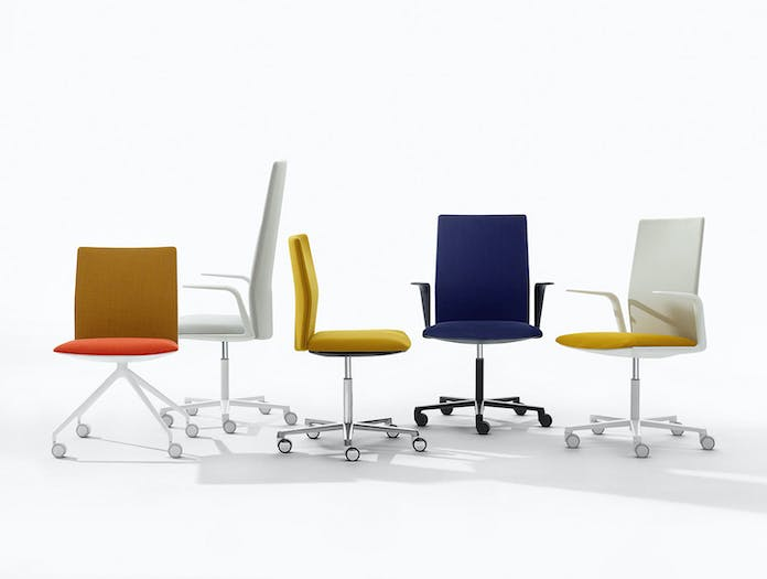 Kinesit Task Chair Group Lievore Altherr Molina