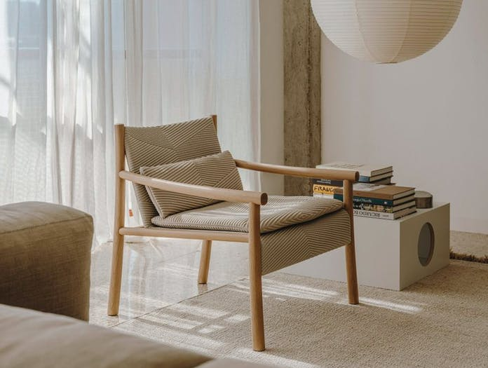 Arper kata lounge armchair story 1