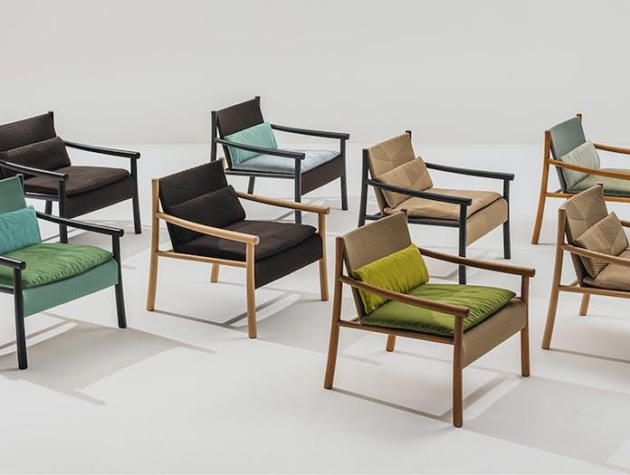 Arper kata lounge armchair story 2