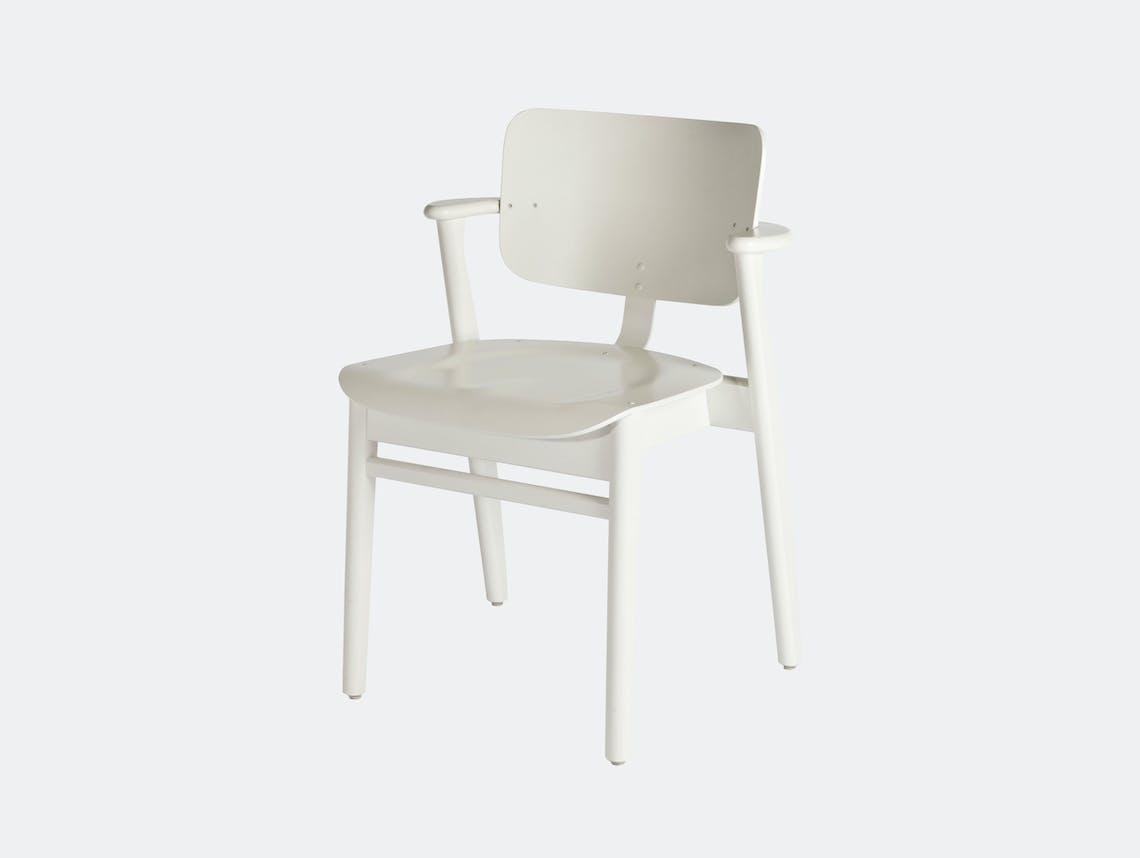 Artek Domus Chair White Ilmari Tapiovaara