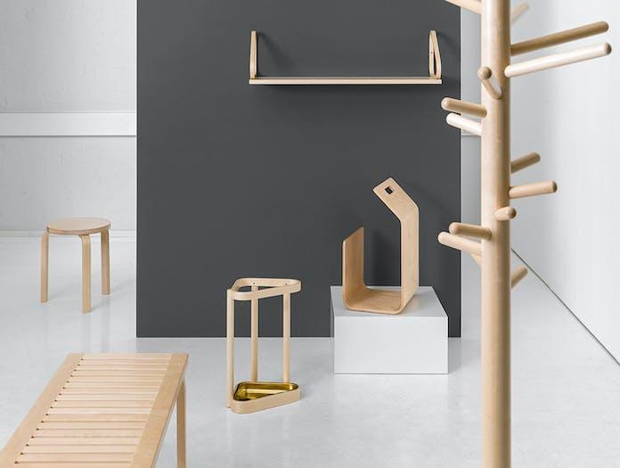 Artek Aalto Umbrella Stand Collection 1 Alvar Aalto