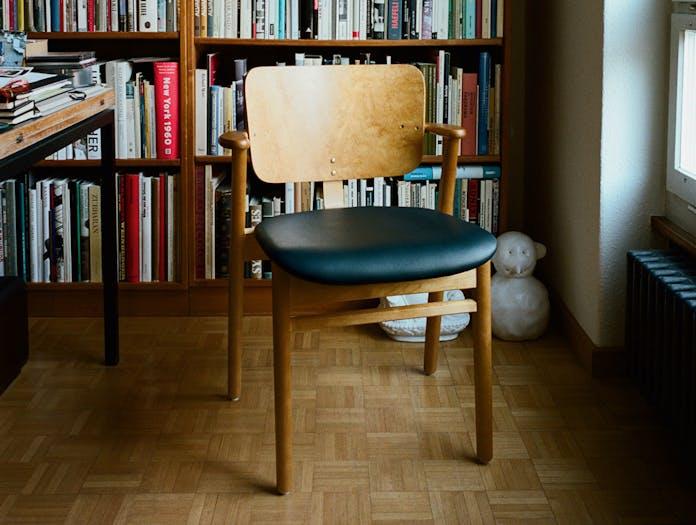 Artek Domus Chair Library Ilmari Tapiovaara