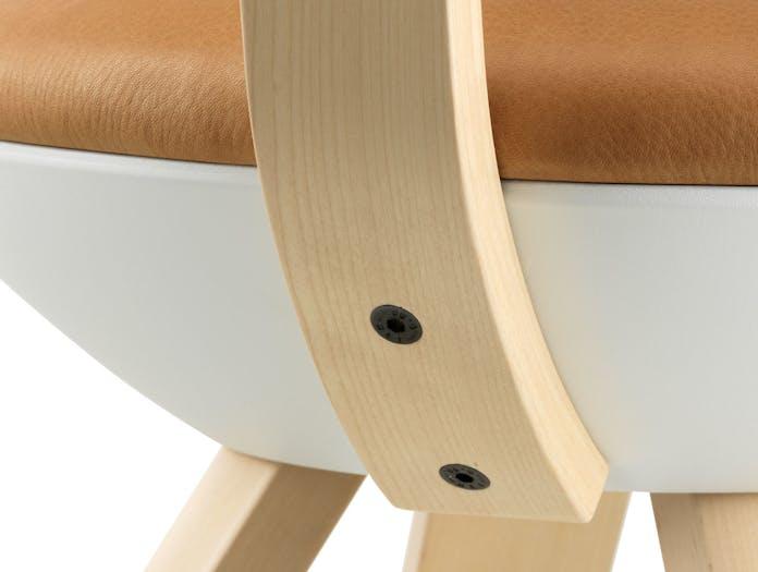Artek Rival Chair Detail Konstantin Grcic
