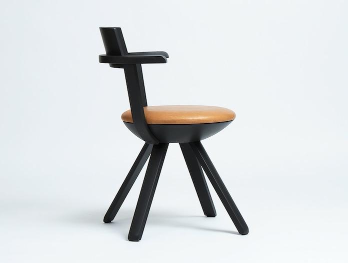 Artek Rival Chair Side Konstantin Grcic