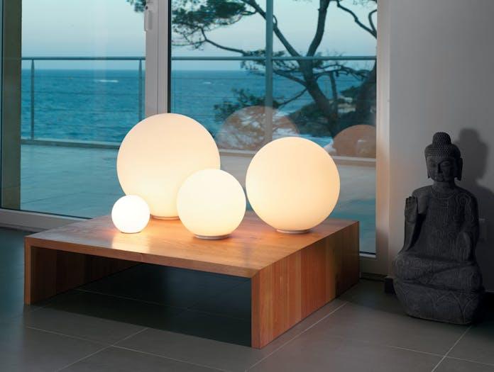 Artemide Dioscuri Table Lamps 4 Michele De Lucchi