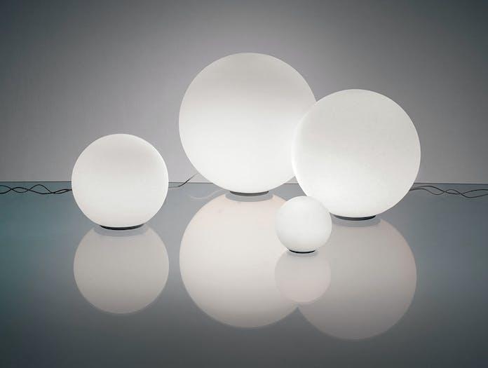 Artemide Dioscuri Table Lamps 4 Sizes Michele De Lucchi