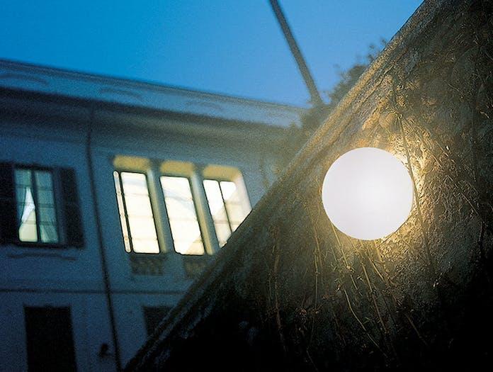 Artemide Dioscuri Wall Lamp Outdoor Michele De Lucchi