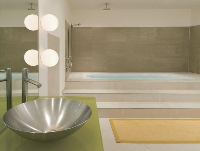 Artemide Dioscuri Wall Lamps Bathroom Michele De Lucchi