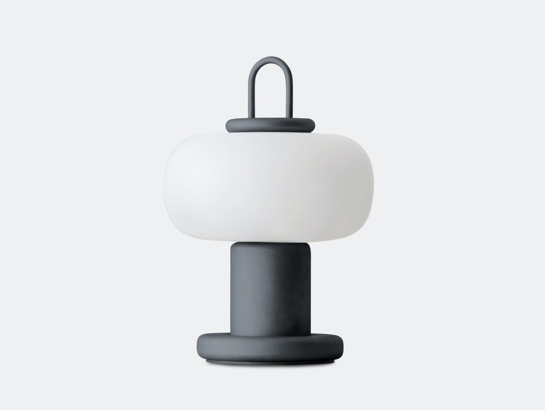 Astep Nox Table Light Black Alfredo Haberli