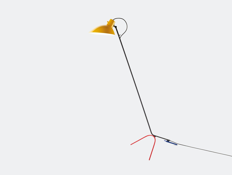 Astep Vv Cinquanta Floor Light Mondrian Vittoriano Vigano