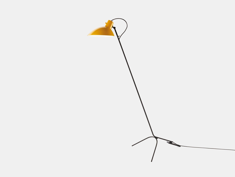 Astep Vv Cinquanta Floor Light Yellow Vittoriano Vigano