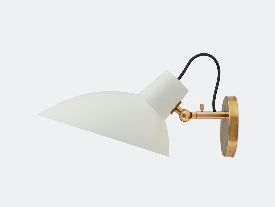 Astep Vv Cinquanta Wall Light White Vittoriano Vigano