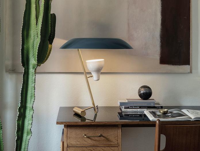 Astep Model 548 Brass Grey Light