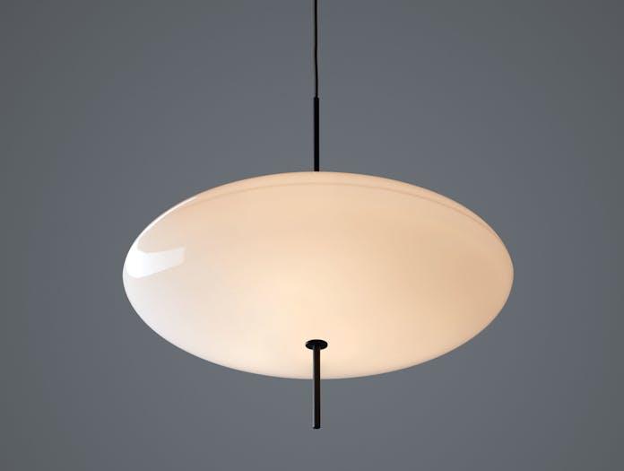 Astep Model 2065 Suspension Light 1 Gino Sarfatti