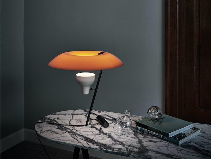 Astep Model 548 Table Light Gino Sarfatti